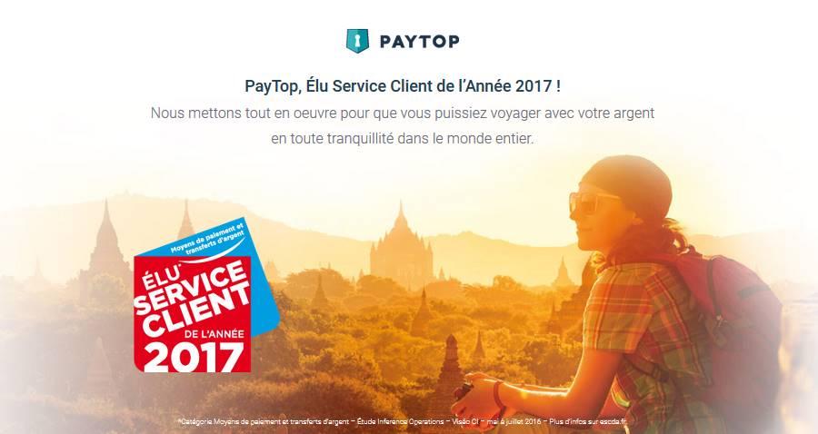 Elu service client 2017
